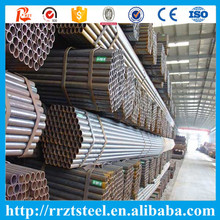 tianjin as welded galvanized pipe good welded tube 666 erw with low price