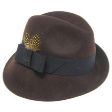 brown de cowboy hat
