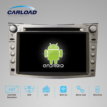 2 Din Android 4.4 Rockchip A9 dual-core Car Dvd With Gps Navigation System for Subaru Legacy/Outback