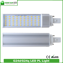high quality SMD LED PL lamp G24q-3 base