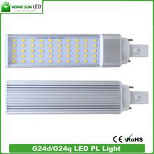 high quality SMD LED PL lamp G24q-3 base