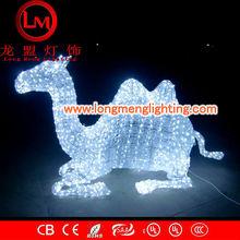 animals figure 3d camel motif lights,high quality decoration lights,CE,ROSH Approve