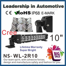 NEW product factory direct sell 10inches 60w led light bar for off road 4x4,SUV,ATV,4WD,truck. CE, ROHS, IP68