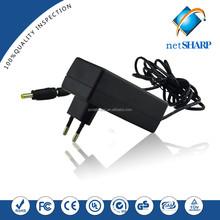 2015 Hottest ce fcc rohs 5v 4a 12v 2a uk 6v 1a power adapter for wholesale