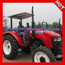 venta caliente de alta calidad 75hp 4wd precio tractor