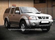 2005 Nissan Navara Double cab 2.5 dI 4WD
