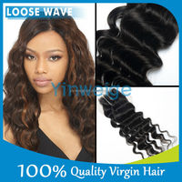 2014 Alibaba express wholesale sew in human hair weave ombre marley hair braid