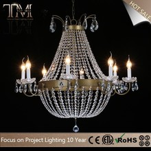Hot sell luxury chandelier light,good price crystal chandelier