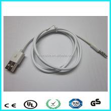 new arrivel !car audio aux 3.5mm usb cable