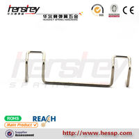 wire forming torsion springs steel clips china spring manufacturer