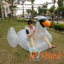 China No.1 Inflatable 1.9m Crystal Swan Ocean Water Toys