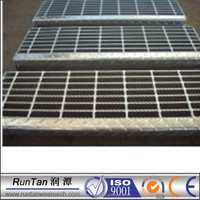 used metal prefabricated stairs grill design ( factory )