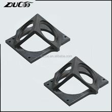 Custom machining precision aluminum anodizing parts