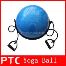 Anti - burst Yoga moitié balles rondes, Bosu balance Balls Pilates en gymnastique