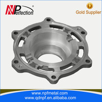China high quality aluminum sand casting/die casting /gravity casting products