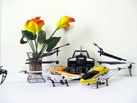 big remote control helicopter 42cm hight quality alloy metal rc helicopter