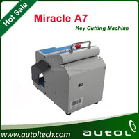 Best Price High Security Portable Computerized Automatic A7 Key Cutting Machine Korea MIRACLE-A7 for World Market