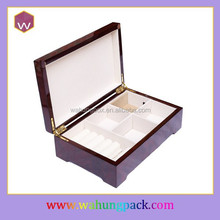 Simple style wholesale music box with ballerina