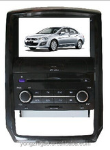 Car audio video entertainment for Greatwall Voleex C50 2013 with navigation system