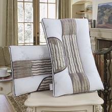 High Quality Wholesale White Plain 100% Cotton Home Cotton Pillow