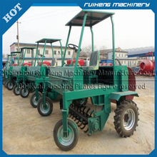 Mobile Compost Turner Machine for organic fertilizer