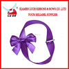 2015 hot sale gift ribbon bow with elastic loop/gift bows/fancy wrapping gift bows for packing