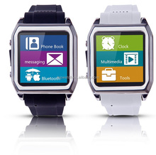 2015 newest smart watch phone,Pedometer,calories,skype,weather news notify