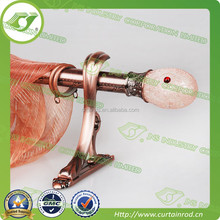 [Coral Series] A-0099 widow double metal curtain rod