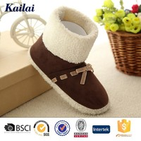 Large size high heel girls knit boots large size high heel