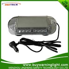 12V New arrived car alarm mini led light bar