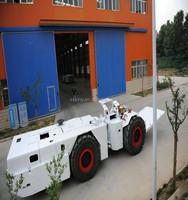 WC25E Mine underground transport vehicle van