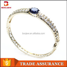 2015 hot sell charming fashion 22k gold plated bangles