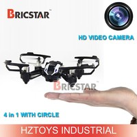 2.4G 4 in 1 rc drone newest toys in the market, mini quadcopter with camera.