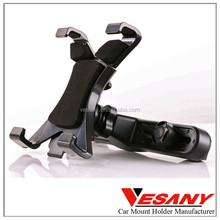 Vesany Supply New Style High Quality 360 Rotating ABS Back Seat Car Holder For 7 10 Inch Tablet