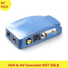 VGA to AV converter VGA to Video converter