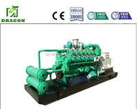 2015 Best service china brand 80kw biogas generator