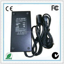 AC To DC LCD Power Adapter Desktop 12 Volt 12A PC Material