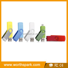 OEM plastic mobilephone usb , double ended usb