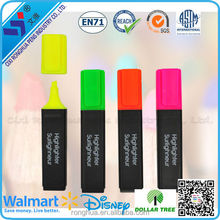 trading & supplier of china products ball pen with highlighter tip