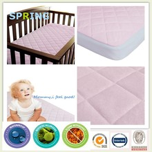 Premium carters quilted waterproof crib mattress pad