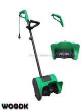 electric snow clean machine snow blower power tool