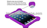 """7"""" Kid Shockproof Tablet Case, Rugged Silicone Covers,Tablet Bumper"""