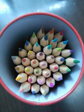 Artist 36 color lead wood drawing color pencil