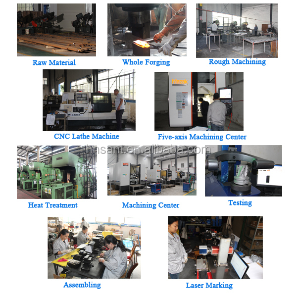 High Precision CNC Machine Cutting Tools
