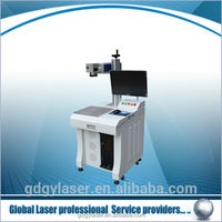 new model separable fiber laser QR code/company logo marking machine