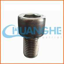 china supplier thumb screw knurled