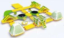 Best seller crazy funny outdoor commercial grade vinyl tarpaulin giant inflatable floating water park