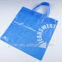 plastic shopping bag with EN13432 certificated