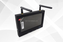 """DYS700D 5.8GHz 32CH Diversity 7""""FPV Monitor with DVR"""