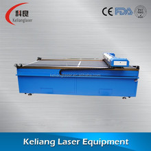 Hot new products for 2015 150W High-power keliang KL-1325 CNC Contour laser cutting machine / laser cutting machine price